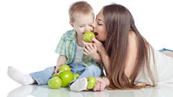 L'importanza di mangiar bene fin da bambini