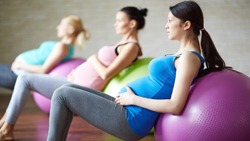 Allenamento prima e durante la gravidanza