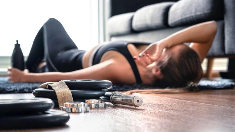 L'attività fisica fa male… allenatevi!