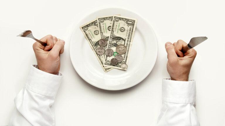 Per diventare ricco smetti di fare la dieta!